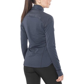 Arc'teryx Taema Running Shirt longsleeve Women blue